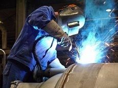 Metallbearbeitung, Schweissen, Metal, Stahl, Handwerk