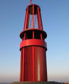 Das Geleucht, Moers, Lichtturm