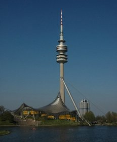 BMW, Fernsehturm, Olympiapark