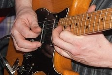 Gitarre, Instrument, Musiker