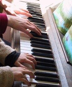Musikunterricht, Klavierunterricht, Klavier, Musik, Instrument