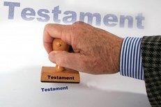 Notariat, Notar, Testament, beurkunden, Stempel