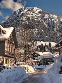 Schanzen, Zentrum, Wintersport, Landschaft