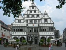 Paderborn, Stadt, Rathaus