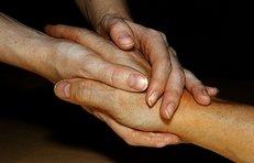 Pflegedienst, Hilfe, Danke, Pflege