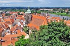 Altstadt, Schloss Sonnenstein, Sehenswürdigkeiten Pirna