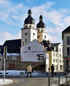 Johanniskirche, evangelische Kirche, Plauen