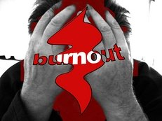 Psychiatrie, Burnout, Psyche, Verzweiflung, Hilfe
