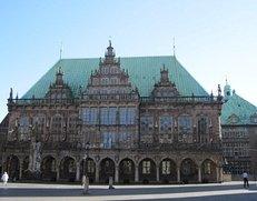 Rathaus, Bremen, Gebäude, Weserrenaissance