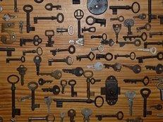Schlüsseldienst, hilft, Schlüssel
