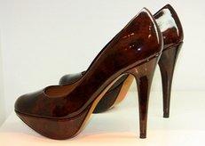 Schuhe, High Heels, Lackschuhe, Damenschuhe, hohe Absätze