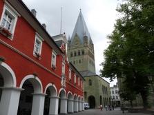Stadtmitte, Sehenswürdikeiten, Bauwerke