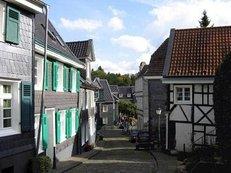 Altstadt, Gasse, Solingen