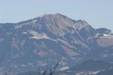 Berg, Landschaft, Wanderwege, Umland