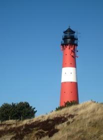 Leuchtturm, Sehenswürdigkeiten, Ferieninsel