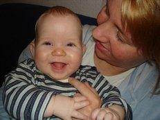 Tagesmutter, Kinderbetreuung, Kleinkind