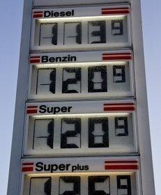Tankstellen, Kraftstoff, Preise