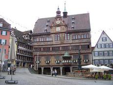 Altstadt, Tübingen, Rathaus