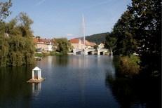 Donau, Wasserrundfahrt, Tuttlingen