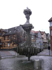 Denkmal, Brunnen, Kunst