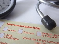 Urologe, Hausarzt, Überweisung