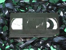 Videokassetten, DVD, CD