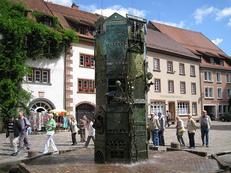 Münsterbrunnen, Villingen-Schwenningen, Klaus Ringwald