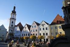 Weiden, Marktplatz