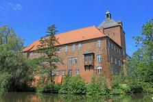 Winsen, Schloss, Wahrzeichen, Niedersachsen, Amtsgericht