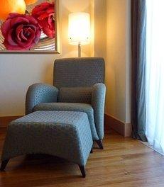 Sessel, Einrichten, Möbel, Wohnen
