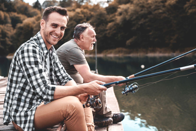Im Verein fischt es sich besser