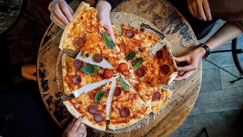 Pizzeria in Hamburg: L'Osteria