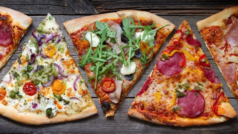Pizzeria in Hamburg: Via Vai Pizza al Taglio