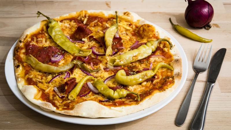 Pizzeria in Hamburg: Vistro