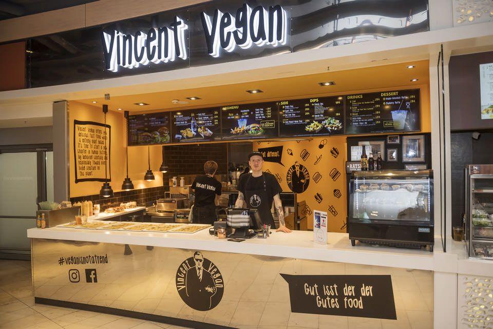 Vincent Vegan: Leben und leben lassen