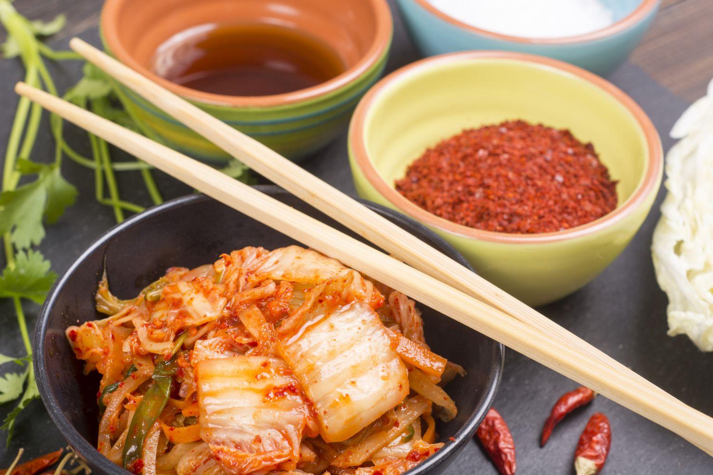 Koreanischer Kimchi: Kohl ist unser Gemüse