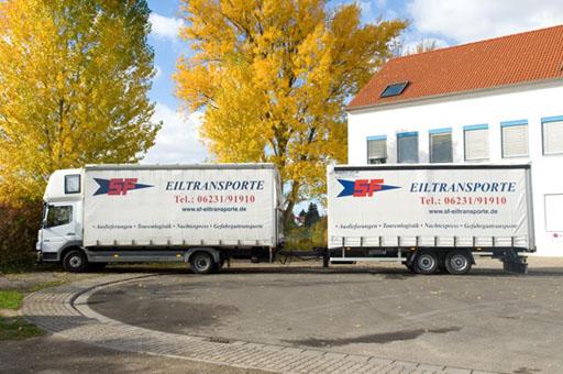 SF- Eiltransporte GmbH