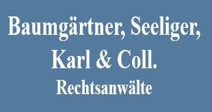 BAUMGÄRTNER, SEELIGER, KARL & COLL.
