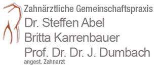Dr. Steffen Abel und Britta Karrenbauer