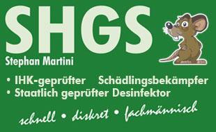 SHGS Schädlingsbekämpfung