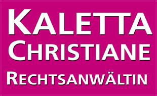 Kaletta Christiane Rechtsanwältin