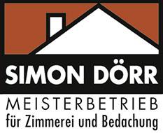 Dörr Simon, Zimmereien