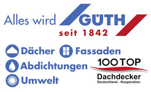 Logo von GÜTH GmbH & Co. KG, Dächer - Fassaden - Abdichtungen - Umwelt
