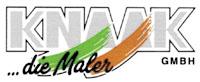 Kundenlogo Knaak Maler GmbH