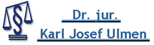 Dr. jur. Karl Josef Ulmen