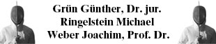 Rae. Dr. Günther Grün Ringelstein & Kollegen