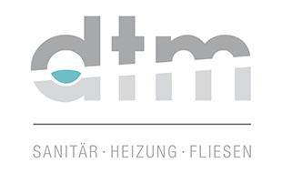 Logo von dtm Fliesen & Sanitär GmbH