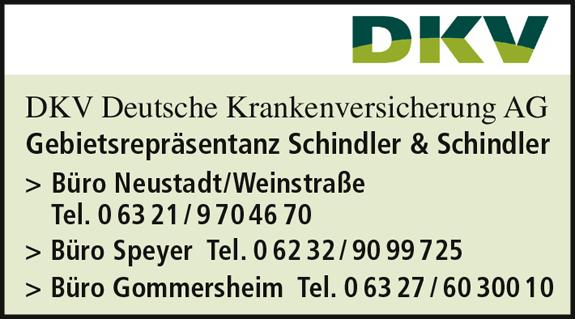 DKV Gebietspräsentanz Schindler & Schindler