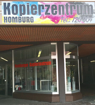 Kopierzentrum Homburg