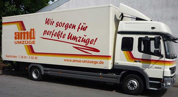amü - UMZÜGE Transport und Logistik Dieter Müller GmbH